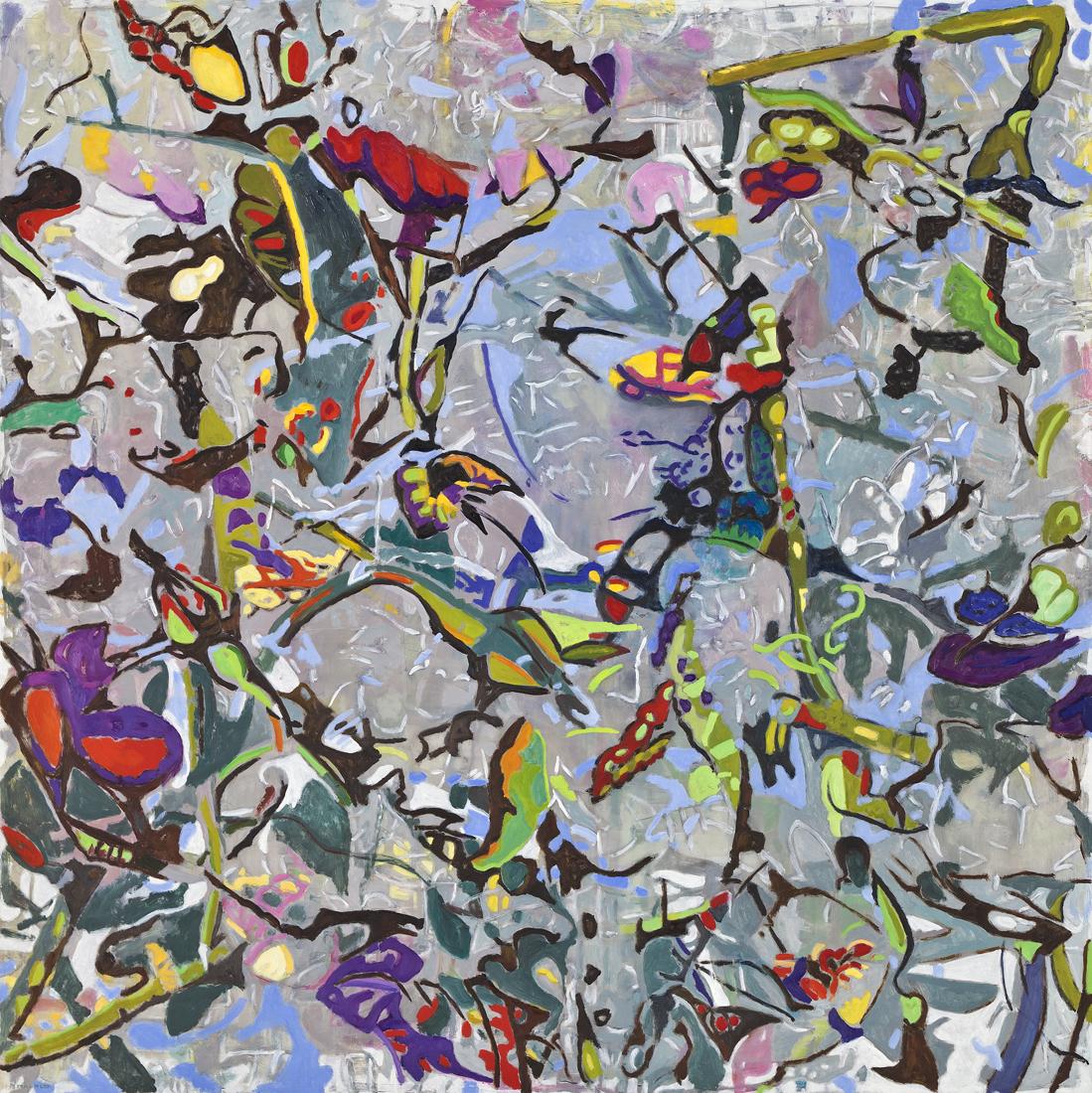 Fragment från en trädgård V